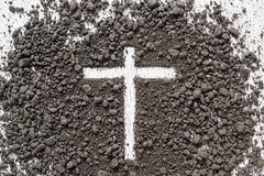 Wood cross or religion symbol shape. Wood cross or religion symbol shape over wood  background for God, Christ, Christianity, religious, faith, holy, spiritual stock image