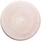 Wood cut circles texture Royalty Free Stock Images