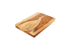 Wood cutting board Stock Photos