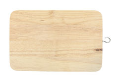 Wood cutting board Stock Images