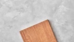 Wood cutting board, Royalty Free Stock Image