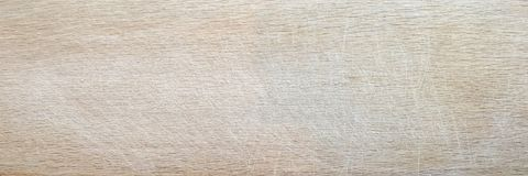 Wood cutting kitchen board. Wooden texture background royalty free stock photo