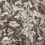 Wood from cuttings Stock Images