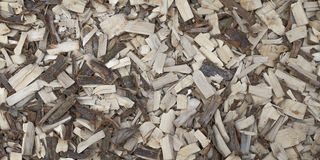 Wood from cuttings Royalty Free Stock Images