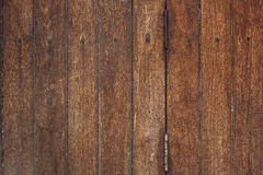 Wood dörrCloseup Royaltyfri Bild