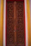 Wood dörrgruslås arkivfoton