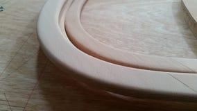 Wood dörrram arkivfoton