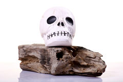Wood death Stock Images