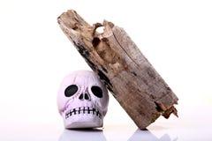 Wood death Royalty Free Stock Photos
