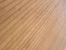 Wood deck Royalty Free Stock Images