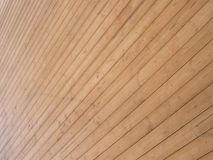 Wood deck Royalty Free Stock Photography