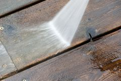 Power washer jet Stock Photography