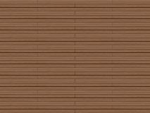 Wood deck texture. Exterior wood deck texture set in rows, good for garden and outdoor flooring. The seamless texture can be perfectly tiled horizontally and Stock Photo