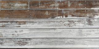 Wood deck. Texture of old wood deck at outdoor royalty free stock image