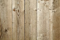 Wood deck Stock Images