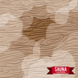 Wood design Royalty Free Stock Photography
