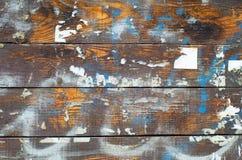 Wood desk background stock photography