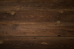 Wood desk plank to use as background Royalty Free Stock Photos