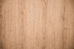 Wood desk plank to use as background. Or texture Royalty Free Stock Photos