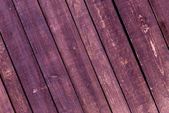 Wood diagonal texture plank grain background Royalty Free Stock Photos