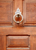 Wood door Stock Photography