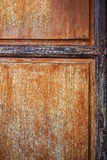 Wood door abstract texture background. Royalty Free Stock Photo