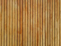 Wood door details. Details of polished wood wall Royalty Free Stock Photo