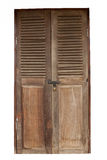Wood door Royalty Free Stock Photography