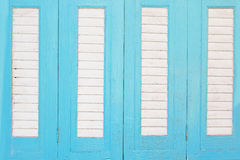 Wood door Royalty Free Stock Photography