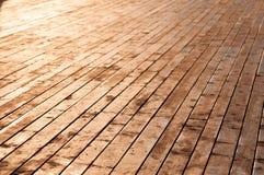 Wood durk royaltyfria bilder