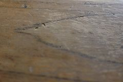 Wood. End table royalty free stock photos