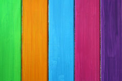 Wood färgbakgrund Royaltyfri Foto