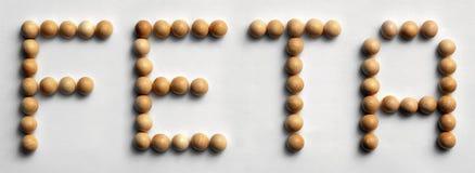 Wood ` för Feta för ` för halsordkonst, Arkivbild