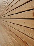 Wood façade Stock Images
