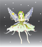 The wood fairy Stock Images