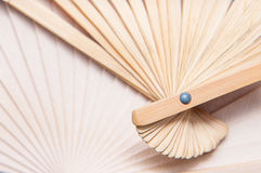 Wood fans Royalty Free Stock Photography