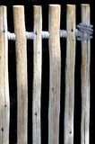 Wood Fence Royalty Free Stock Photos