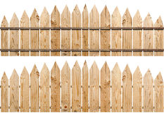 Wood fence Royalty Free Stock Images