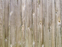 Wood Fence Background Stock Photography