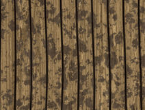 Wood fence background. wallpaper texture Royalty Free Stock Photography