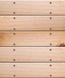 Wood fence, closeup. Royalty Free Stock Photography