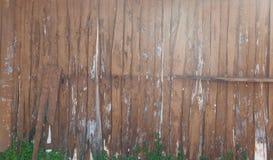 Wood fence grunge background Royalty Free Stock Photography