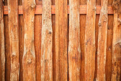 Wood fence slats Royalty Free Stock Photo