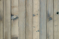 Wood fence, vertical Royalty Free Stock Images