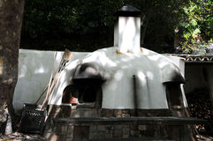 Wood fired oven Royalty Free Stock Photo