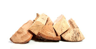 Wood for the fireplace Stock Photography