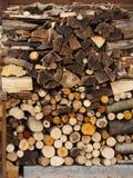 Wood firewood Stock Photography