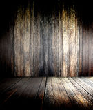 Wood floor Stock Images