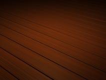 Wood floor background. Dark wood grain floor background Stock Images