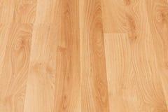 Wood floor background texture in orange tone Stock Photography